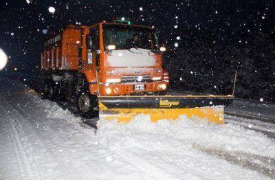 Consejo y recomendaciones para los conductores por las fuertes nevadas