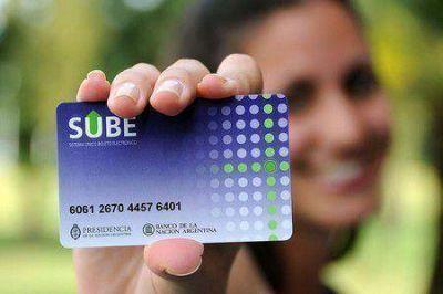 Dan detalles de la implementación de la tarjeta SUBE en San Luis