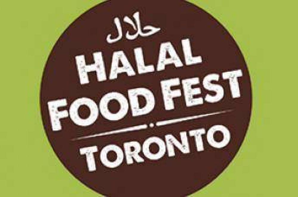Feria internacional de comida halal en Toronto