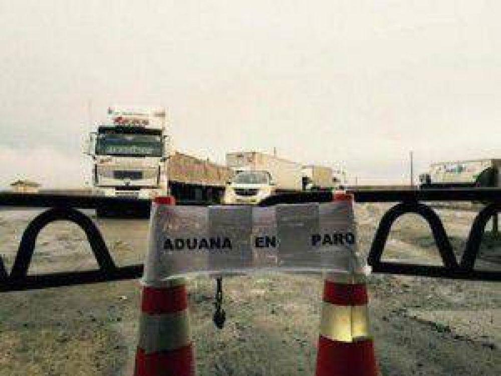 El Sindicato de Camioneros no descarta un corte de ruta