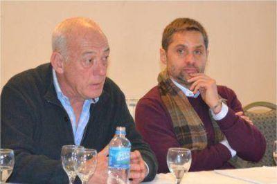 Crocianelli y Sciurano debatieron en la Mesa Sindical