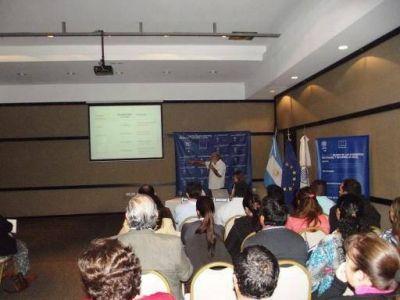 Presentación del INTI en Catamarca