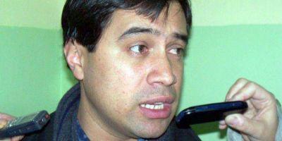 """PABLO DURAN: """"Cuando uno se sienta a discutir con Das Neves, lo hace con un peronista"""""""