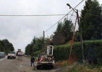 Este jueves habrá corte de energía eléctrica en Las Balsas, Cumelén y Corralitos