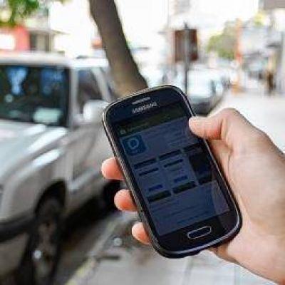 Capital. SUTEC se quedó con el control del estacionamiento medido