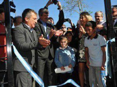 Urribarri recordó a Néstor Kirchner a 12 años de su visita a Entre Ríos