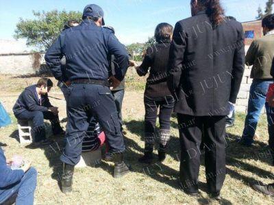 Desalojan tierras usurpadas en Humahuaca