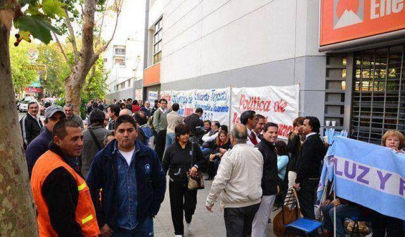 Sin acuerdo en paritaria, los empleados de Energía San Juan van al paro
