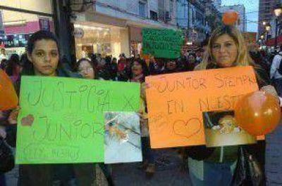 Cientos de personas marcharon en contra del maltrato animal en Jujuy