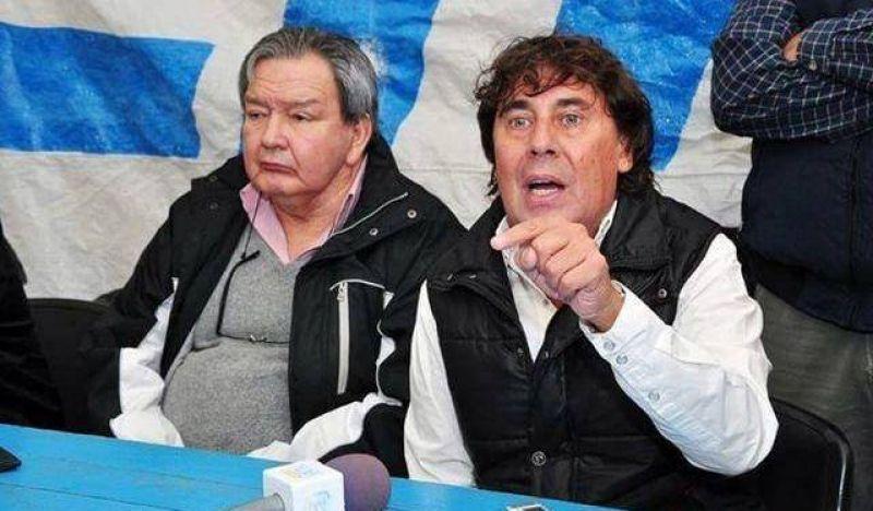 En San Juan, Micheli apoyó a la Agrupación Unidad Docente