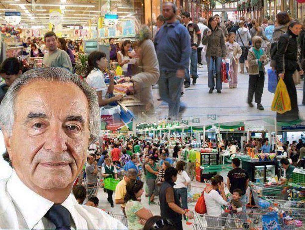 Con visto bueno del Gobierno, Comercio firmó el acuerdo de un aumento salarial del 27 por ciento