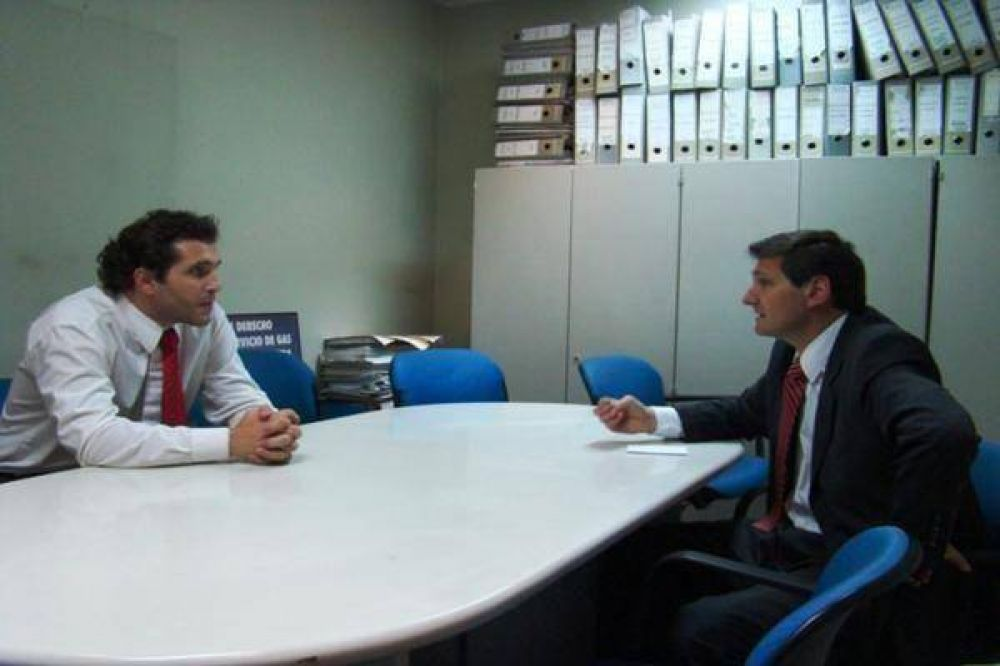 Fernández preocupado por los incrementos en el gas, presentó una nota en el ente regulador.