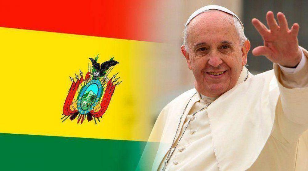 Bolivia: Elegida la canción oficial de la visita del Papa Francisco a Bolivia