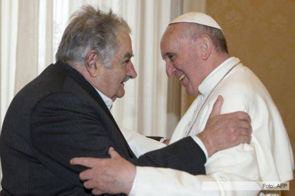 Mujica visitará al papa Francisco con una mediación por la salida al mar para Bolivia en la agenda
