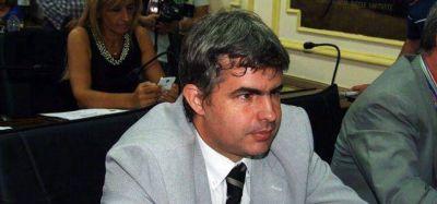 Bursese volvió a instar a la unidad y respaldó a Grindetti