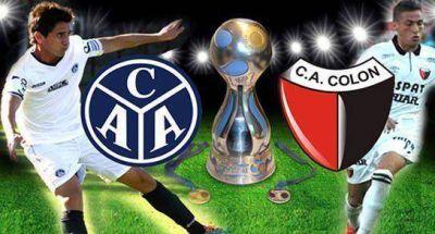 Colón debuta en la Copa Argentina ante Acassuso