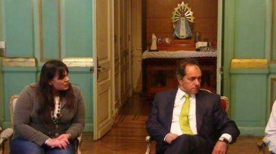DOS: La concejal Alejandra Carli, estará presente en la cumbre de ediles