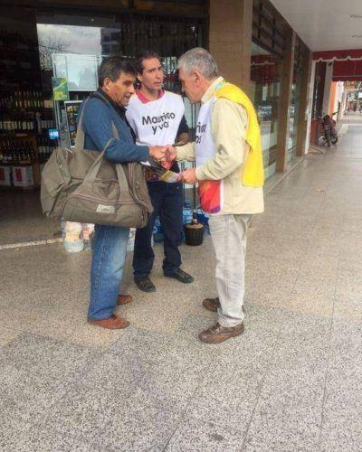 Elecciones 2015: Entrevista a Luis Gurriere, precandidato a Intendente, en Gral Alvarado