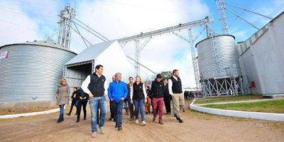 Ser Beef inaugur� una f�brica agroindustrial en San Luis