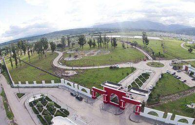 Ejecutarán mejoras en el Parque del Bicentenario