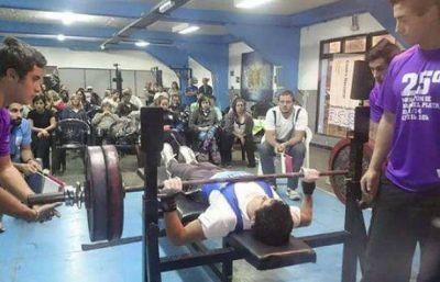 Salta tiene representante paralímpico en Toronto 2015