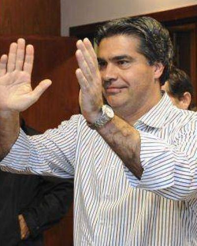 El PJ detalla la agenda parlamentaria acordada con Capitanich