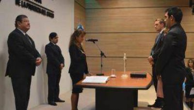 Juraron 31 nuevos abogados