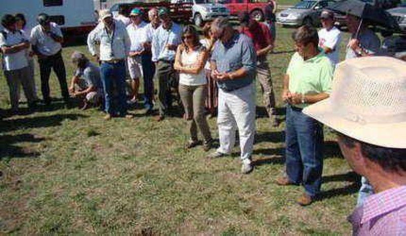 Finalmente fueron 93 los productores que solicitaron la emergencia agropecuaria.
