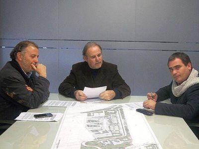 Ciudad Cívica – Firmaron convenio con el Colegio de Arquitectos