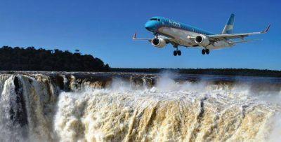 El Aeropuerto de Iguazu se ubica quinto con mayor actividad en la Argentina