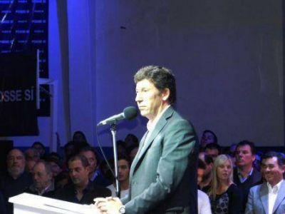 Posse anunci� que se presentar� a la reelecci�n como intendente de San Isidro