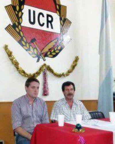 Luciano Ripoll respalda la precandidatura de Chalde