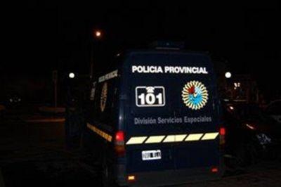 Tres allanamientos por robo en Usuahia