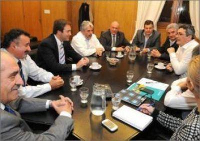 Nación confirmó asistencia a productores rionegrinos en emergencia