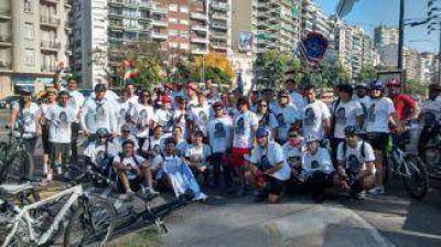 Ciclistas prev�n volver a marchar por seguridad el s�bado