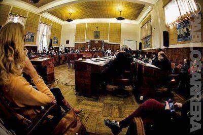 El Concejo Deliberante aprobó las rendiciones de cuenta por mayoría