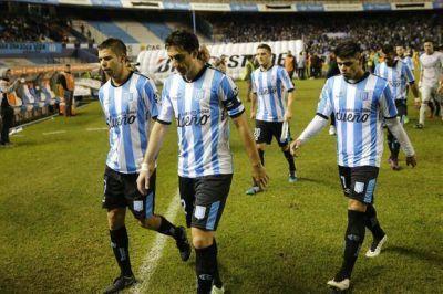 Fin de la ilusión: Racing no pudo con Guaraní y quedó eliminado de la Libertadores