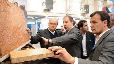 Con numerosos atractivos quedó inaugurada la II Expo Industrial