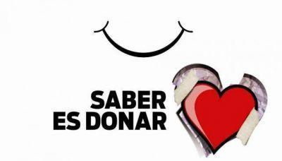 El Día Nacional de la Donación de Órganos tiene su jornada local de concientización