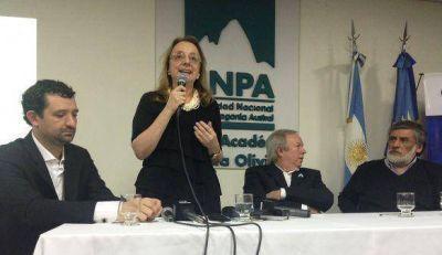 """Alicia Kirchner: """"Santa Cruz tiene hoy una oportunidad histórica para el desarrollo"""""""