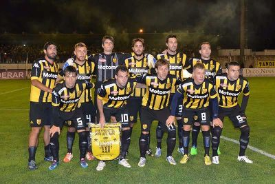Santamarina recibe a All Boys