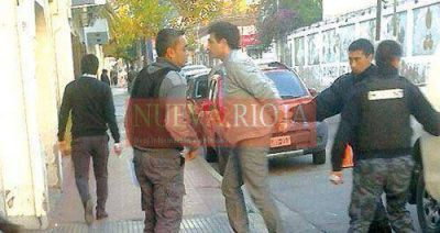 Matías Oliva declaró ayer y negó haber matado a Mario Taboada