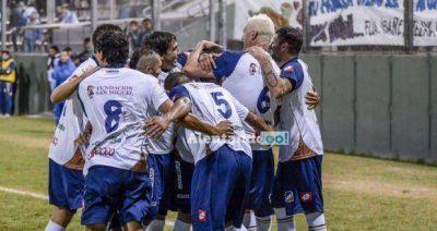 Juventud sigue cosechando triunfos, fue 2-1 sobre Tesorieri