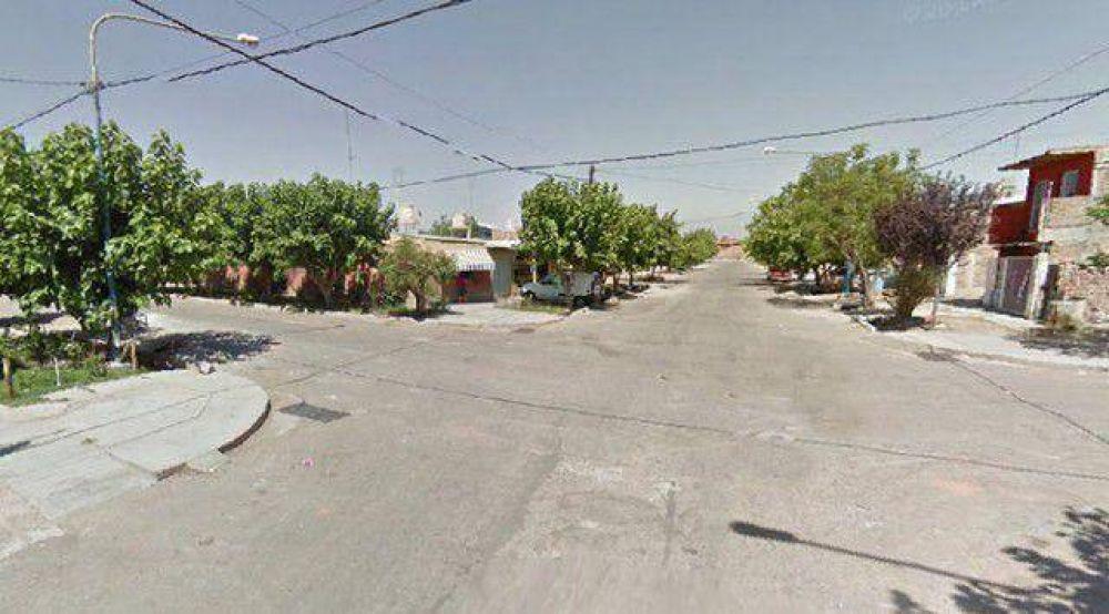 Falso pasajero asaltó a un taxista en Godoy Cruz