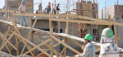 La construcción creció 10,4% en abril y fue récord para el mes