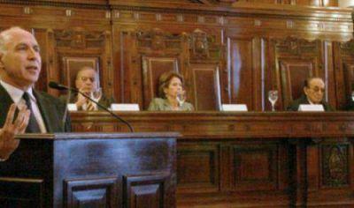 Domínguez giró a la comisión de Juicio Político el pedido para investigar a la Corte