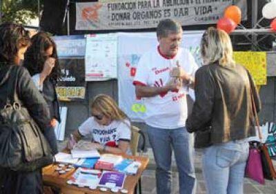 Más del 80 por ciento de los argentinos a favor de la donación de órganos