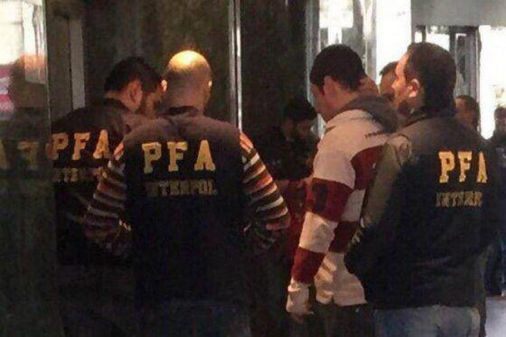 Allanan las oficinas que TyC tiene en San Telmo por el caso FIFA