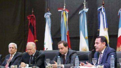 Se realiza el Parlamento del NOA en la provincia de Catamarca