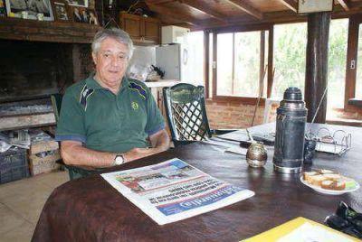 José Luis Pérez no será candidato a intendente